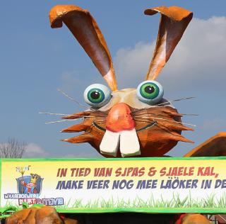 Grote Carnavalsoptocht Sittard 2015