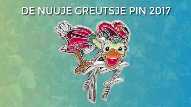 Greutsje Pin 2017 nu bestellen