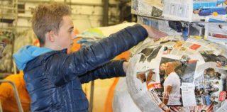 Kinderen gezocht voor het bouwen van een eigen mini-carnavalswagen