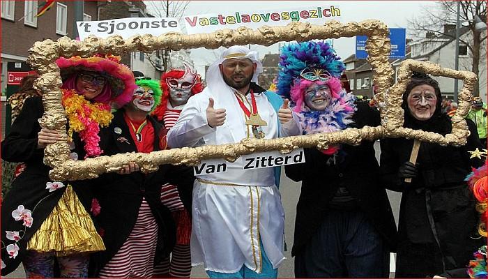 Uitslagen Grote Optocht Sittard 2017