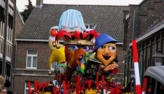 Sittardse 'Groote Optoch' komt weer door Putstraat.